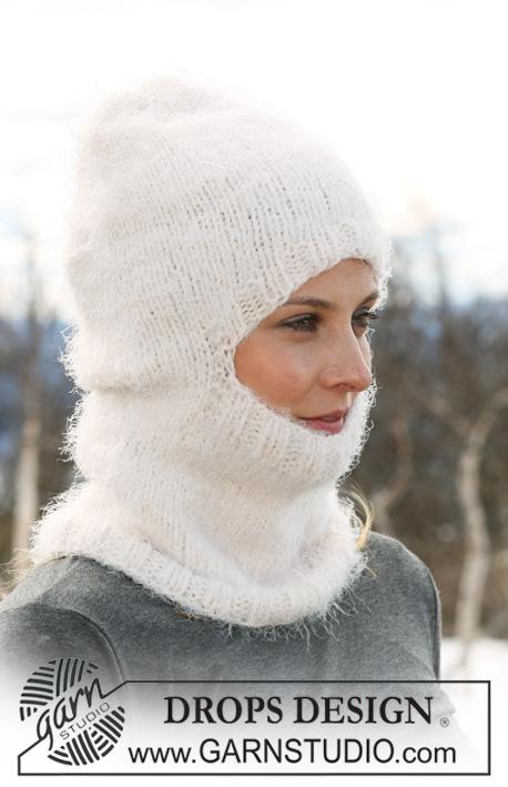 photo patron tricot gratuit passe montagne
