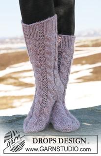 Provocare tricotat nr. 1 - Şosete, botoşei, jambiere. - Pagina 4 28-1