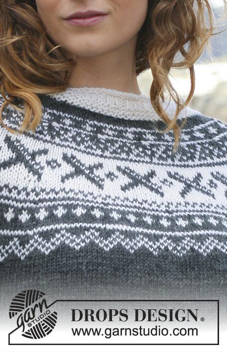 64cc8308bde Kristina / DROPS 116-3 - Free knitting patterns by DROPS Design