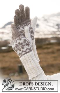 Norra mustriga sõrmikud 116-46 46-1