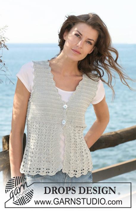 Vested Lnterest Drops 118 26 Modèles Crochet Gratuits De Drops