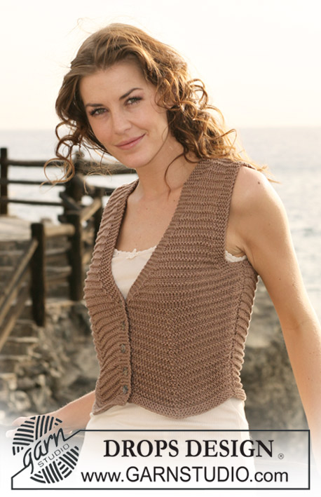 Wooden Ridges Drops 118 39 Free Knitting Patterns By Drops Design