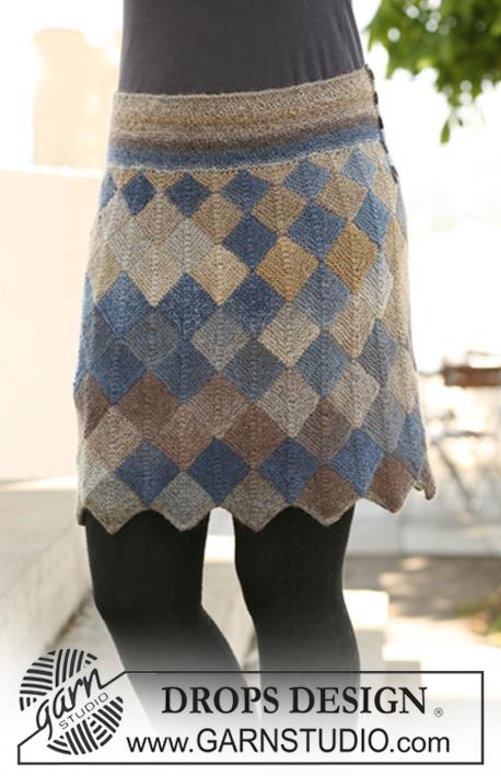 Shifting Bricks Drops 121 5 Free Knitting Patterns By Drops Design