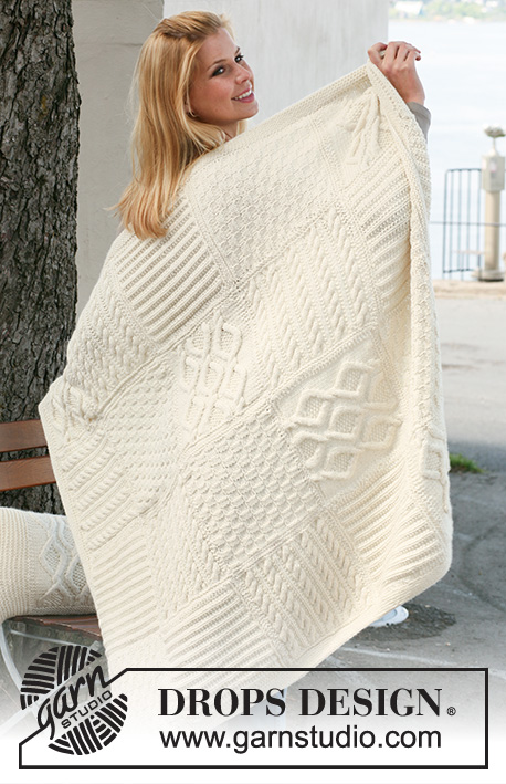 Warm Hug Drops 124 3 Free Knitting Patterns By Drops Design