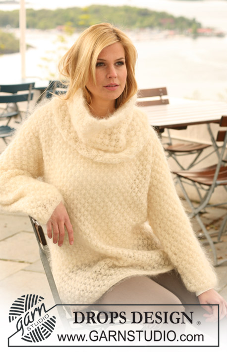 modele tricot drop
