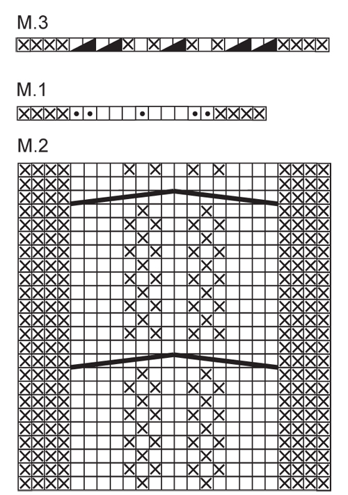 Hot Line / DROPS 126-24 - Patrones de punto gratuitos por DROPS Design