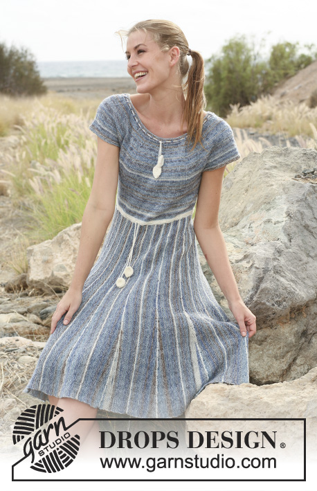 Dance With Me / DROPS 128-1 - Free knitting patterns by DROPS Design