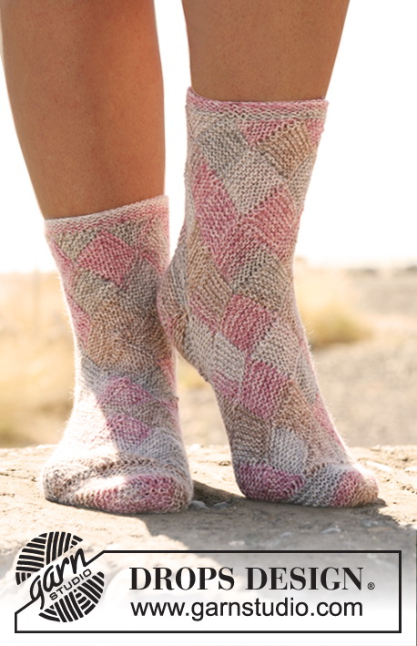 square root socks drops 130 24 free knitting patterns by drops design drops design