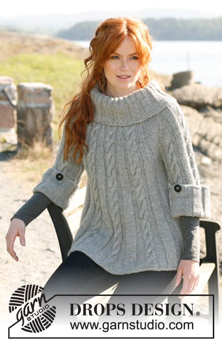 Jackie Drops 131 1 Free Knitting Patterns By Drops Design