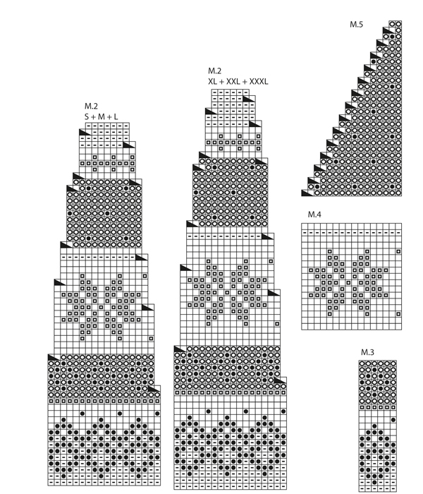 Fjord Rose / DROPS 131-39 - Patrones de punto gratuitos por DROPS Design