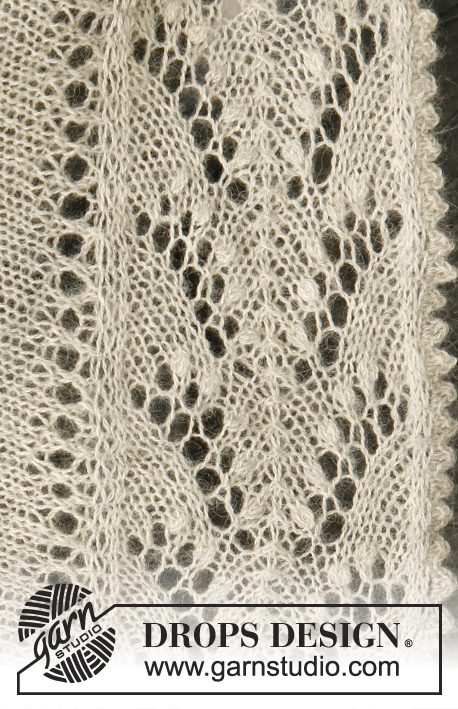 Lily Drops 133 2 Free Knitting Patterns By Drops Design