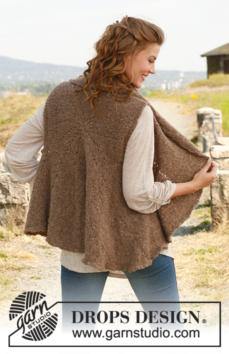 Rustica Drops 133 5 Free Knitting Patterns By Drops Design