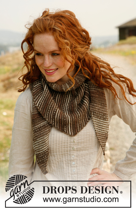 Sandstone / DROPS 133-6 - Free knitting patterns by DROPS Design