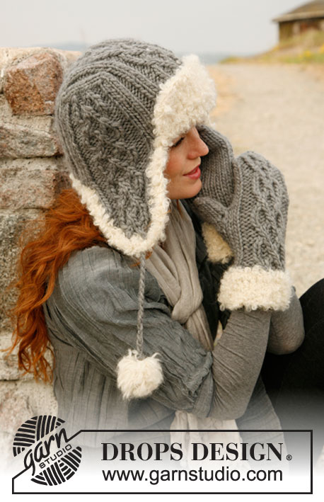 Rocky Mountain / DROPS 134-10 - Free knitting patterns by DROPS Design