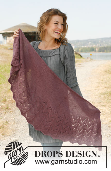 Diva / DROPS 134-3 - Free knitting patterns by DROPS Design