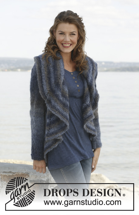 Modern Elegance Drops 134 5 Free Knitting Patterns By Drops Design