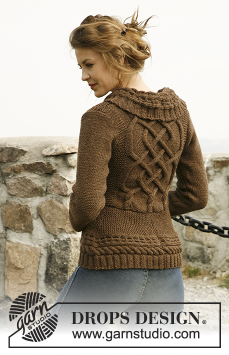 Chocolate Passion Drops 134 55 Free Knitting Patterns By Drops