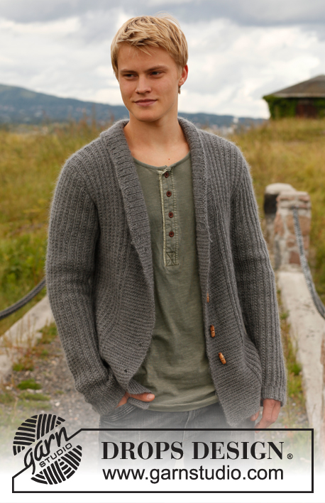 ea86c23a045872 Lewis   DROPS 135-20 - Free knitting patterns by DROPS Design