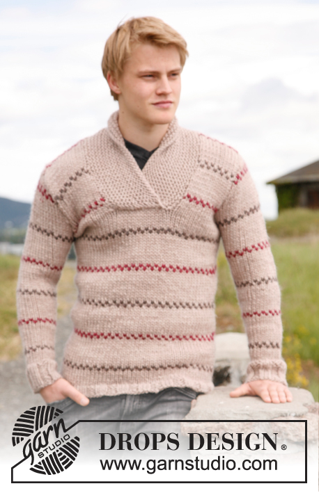 Fisherman Drops 135 27 Free Knitting Patterns By Drops Design