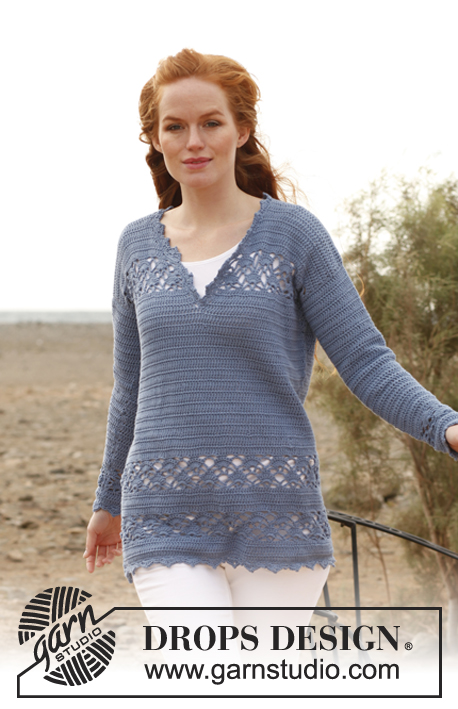 Country Dream Drops 136 25 Free Crochet Patterns By Drops Design