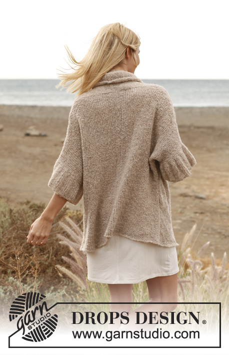 Breezy Comfort Drops 136 8 Free Knitting Patterns By Drops Design