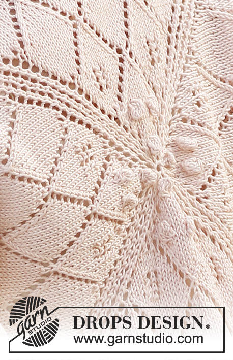 Miss Sophie / DROPS 137-6 - Free knitting patterns by DROPS Design