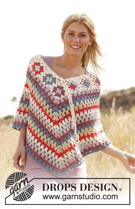 Summer Of 69 Drops 139 1 Free Crochet Patterns By Drops Design