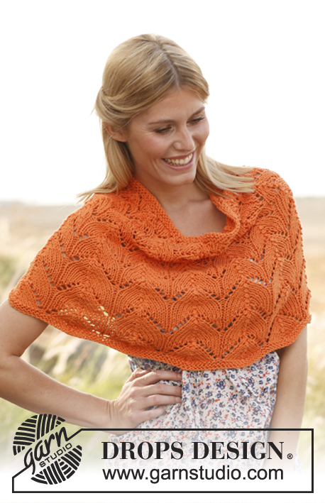 Knitting Patterns Free Drops : Golden Flame / DROPS 139-32 - Free knitting patterns by ...