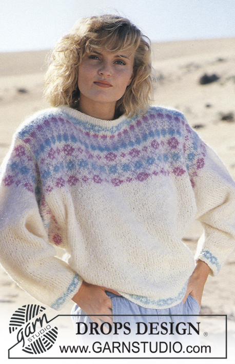 Drops 14 7 Free Knitting Patterns By Drops Design