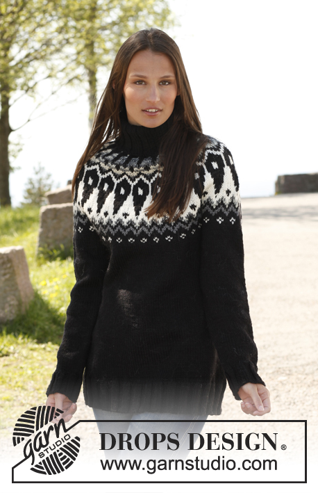 Nordic Urban Drops 140 11 Free Knitting Patterns By Drops Design