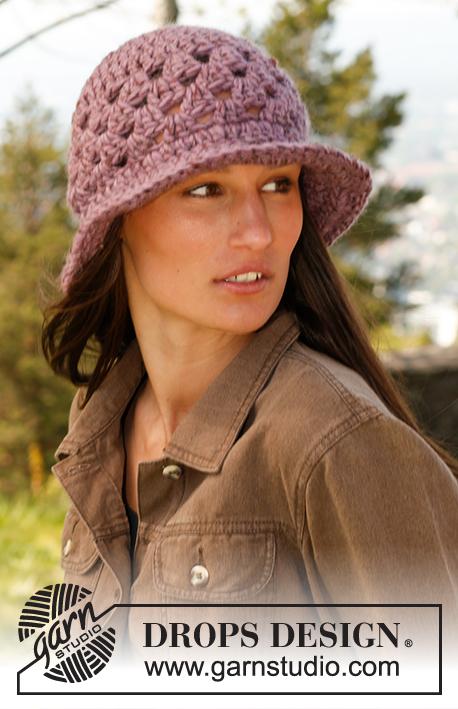 Fenella Drops 140 19 Free Crochet Patterns By Drops Design