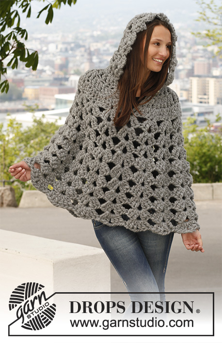 Raffinement Drops 140 44 Free Crochet Patterns By Drops Design