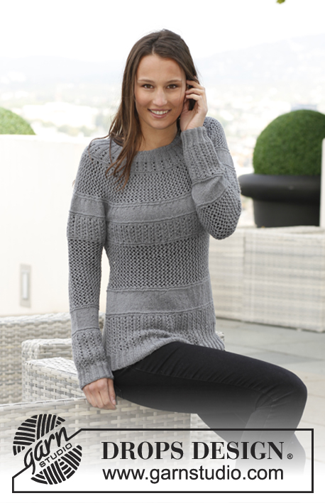 Cleo Drops 141 18 Free Knitting Patterns By Drops Design