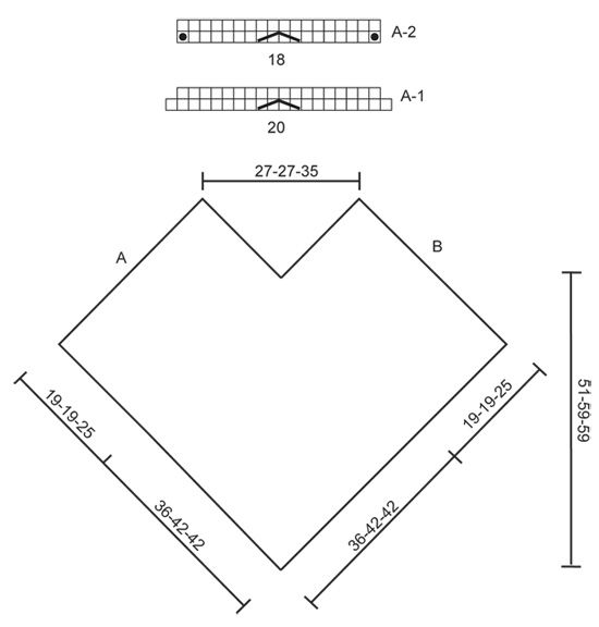 Louise / DROPS 141-7 - Kostenlose Strickanleitungen von DROPS Design