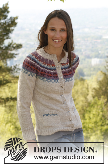 Bergen Drops 142 1 Free Knitting Patterns By Drops Design