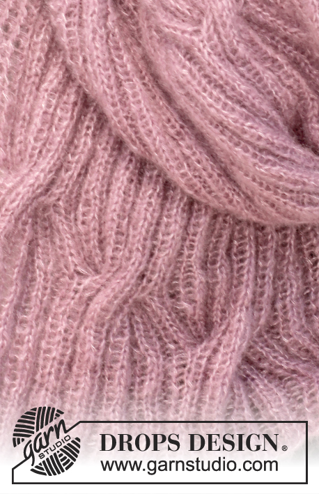 Soft Cloud / DROPS 142-32 - Free knitting patterns by DROPS Design