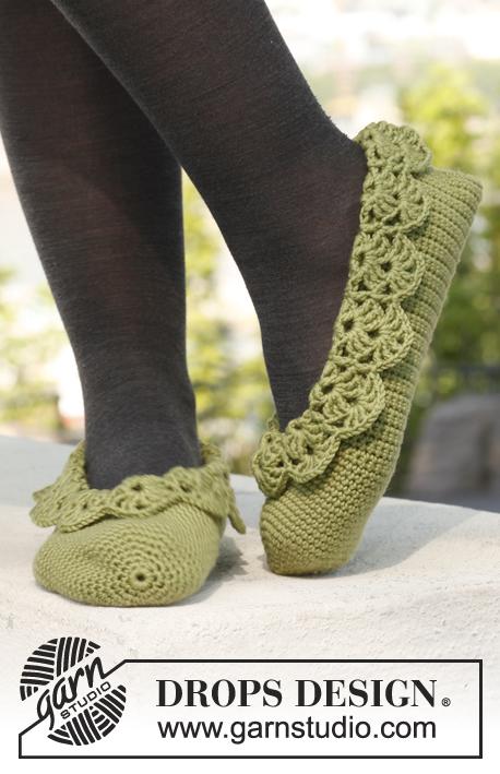 Prima Ballerina Drops 142 41 Free Crochet Patterns By Drops Design
