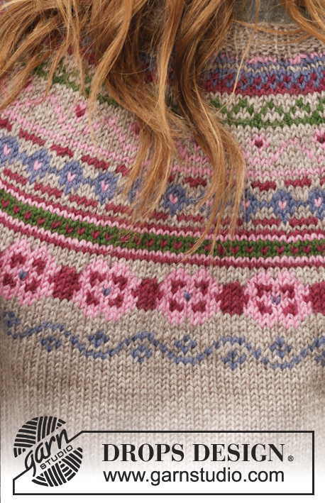 Martha / DROPS 143-11 - Free knitting patterns by DROPS Design