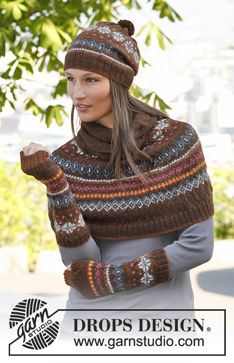 Autumn Aurora / DROPS 143-28 - Free knitting patterns by DROPS Design