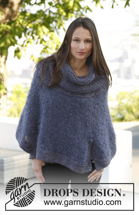 Moon River Drops 143 30 Free Knitting Patterns By Drops Design