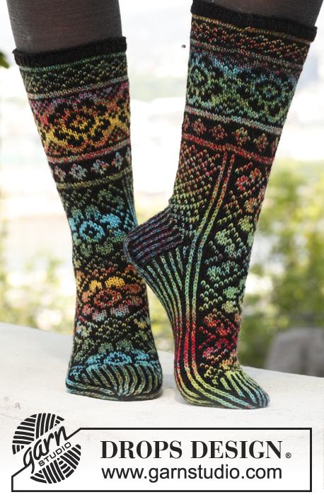 Irish Dream Drops 143 33 Free Knitting Patterns By Drops Design