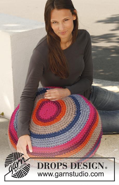 0e70d05eb48 Bon bon   DROPS 144-22 - Free crochet patterns by DROPS Design