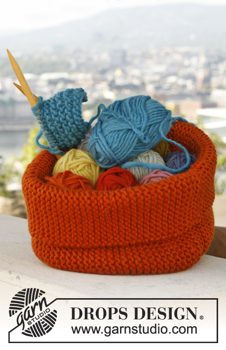 Goodie Basket Drops 144 7 Free Knitting Patterns By Drops Design