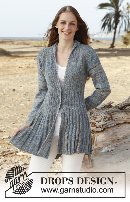 Stormcloud Drops 145 23 Free Knitting Patterns By Drops Design