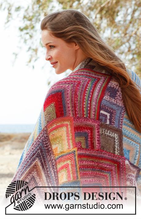 Popolare Moroccan colors / DROPS 145-24 - Modelli di maglia gratuiti di  SV98