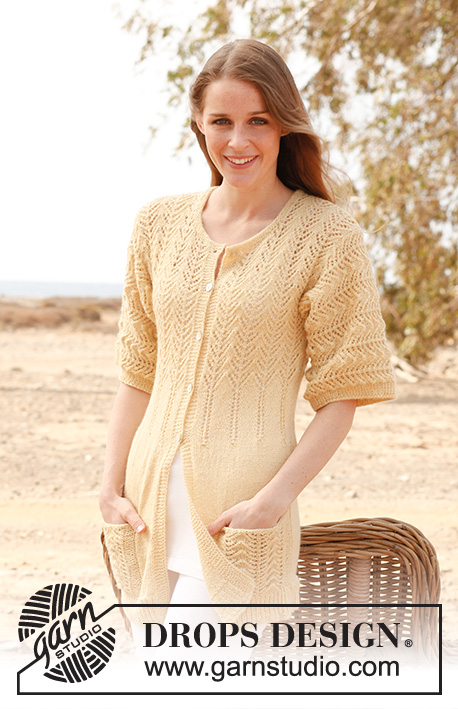 Vintage Lace Drops 146 30 Free Knitting Patterns By Drops Design