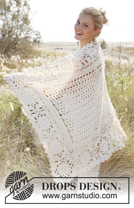 Olivia Drops 146 35 Free Crochet Patterns By Drops Design
