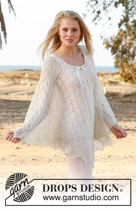 Honeymoon / DROPS 146-4 - Free knitting patterns by DROPS Design