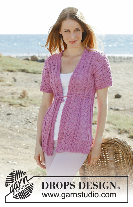 Calista / DROPS 148-14 - Free knitting patterns by DROPS Design