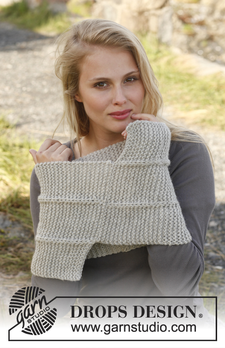 French Mist Drops 150 17 Free Knitting Patterns By Drops Design